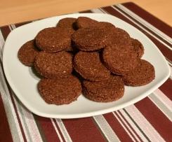 Erdnuss-Mandel-Kekse (Low Carb)