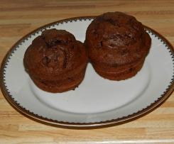 Geniale Schoko Muffins *Schokomuffins*