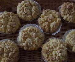 Käsekuchen-Streusel-Muffins