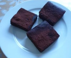 Mokka-Brownies