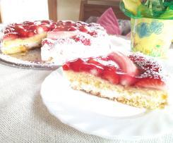 Erdbeer Kokostraum