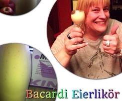 Bacardi Eierlikör