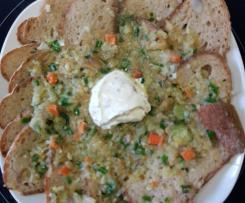 Gerrys aufgeschmalzene Brotsuppe - eine Spezialität aus Niederbayern