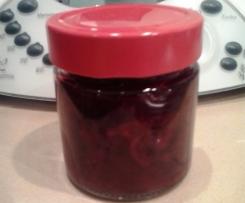 Eingelegte Rote Beete (Variation von Eingelegter Rote Beete mit Ingwer)