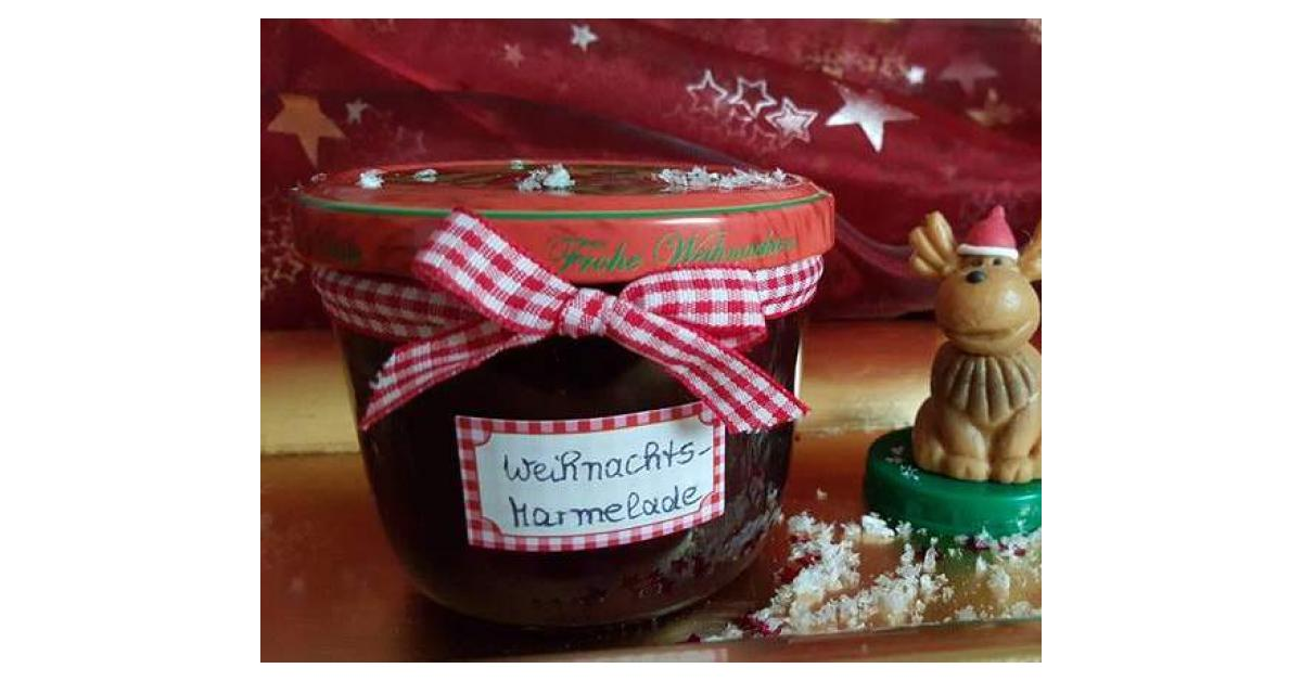 Weihnachtsmarmelade Von Landhaus Team Ein Thermomix Rezept Aus