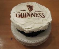 Guiness-Torte