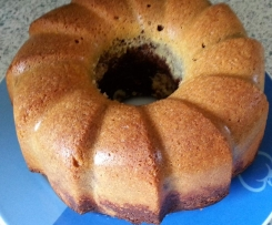 Marmorkuchen - Guglhupf oder Kuchen im Glas
