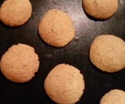 Vanille-Kekse Vanille-Plätzchen glutenfrei & vegan