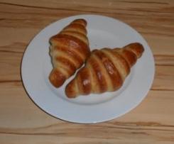 Leckere Croissants - wie vom Bäcker