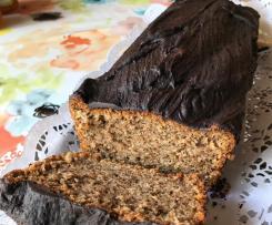 Zucchini-Nuss Kuchen