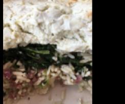 Spinat-Reis-Auflauf