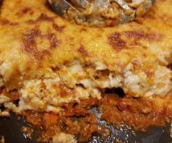Kürbis-Hackfleisch-Cannelloni