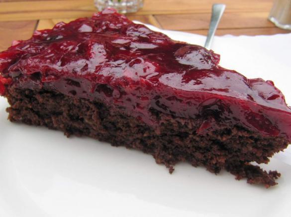 Schokoladen Kirsch Kuchen Von Towanda111 Ein Thermomix Rezept Aus