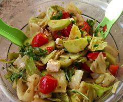 Balsamico-Senf-Dressing für Griechischer Salat