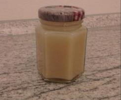 Birnen Marzipan Marmelade