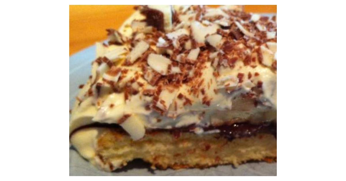 Kinderschokoladen Torte Von Madmoisellemadleine Ein Thermomix