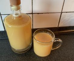 Ingwer Zitronen Shot