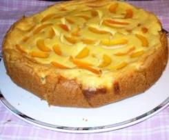 Schmand - Aprikosenkuchen