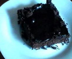 Brownie weltbest (saftig-schokoladig)