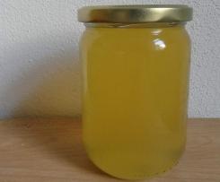 Holunderblütensirup einfach gemacht, nachhaltig verarbeitet