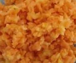 Ratz-Fatz Karottensalat