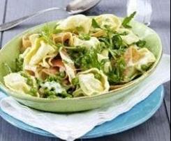 Tortellini-Salat mit Rauke