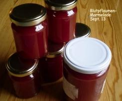 TM 31 - Blut-Pflaumen-Marmelade
