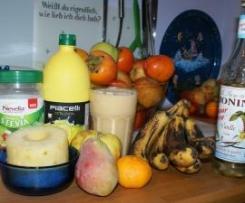 Herbst Smoothie (oder auch Fruchtmuspüreegetränk) :o)