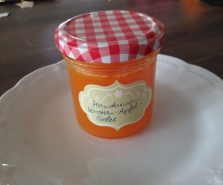 Mandarine-Karotte-Apfel-Amaretto-Gelee