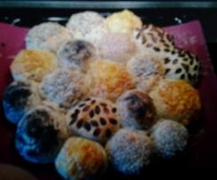 Dinkel - Sonnenblumenkernbrötchen / Partykranz