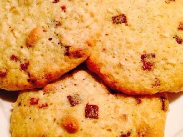 Schoko Musli Cookies Von Grazia87 Ein Thermomix Rezept Aus Der