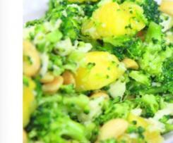 Mango - Brokkoli - Salat