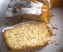 Zitronen - Mohn - Kuchen