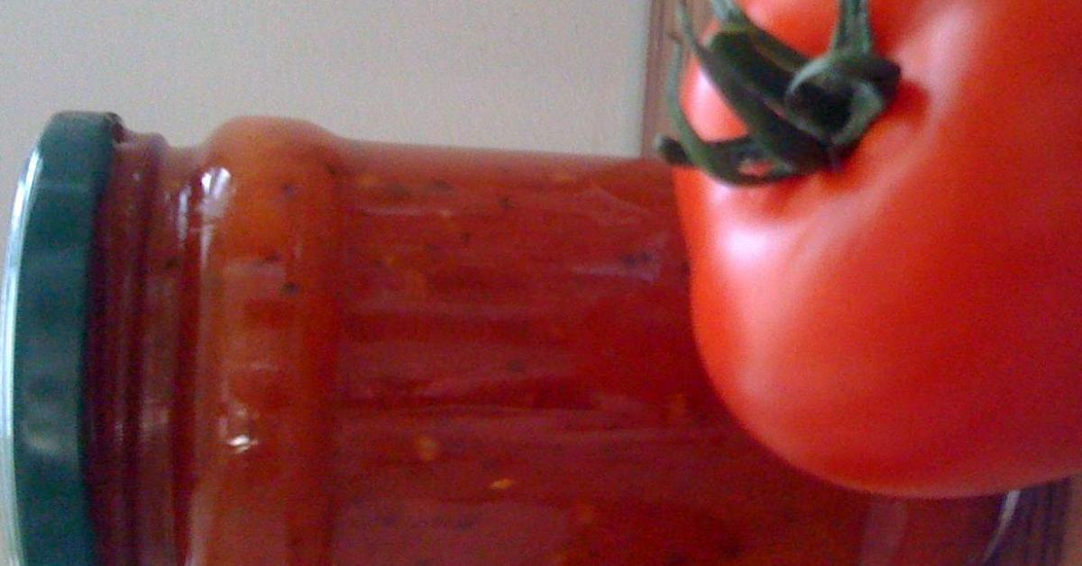 tomatenso e auf vorrat f r pizza nudeln und als grundso e von nizzi2608 ein thermomix rezept. Black Bedroom Furniture Sets. Home Design Ideas