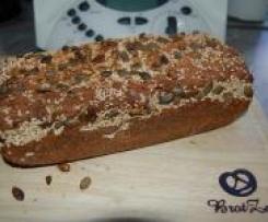 Dinkelvollkorn-Möhren-Brot