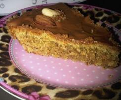 Mandelkuchen kinderleicht und lecker -ohne Cholesterin! ->vegan! Eifrei, laktosefrei, Milchfrei! ;-)
