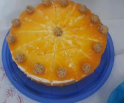 Multivitamin-Torte à la Tina