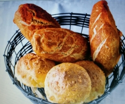Bötchen mit Brühstück super lecker