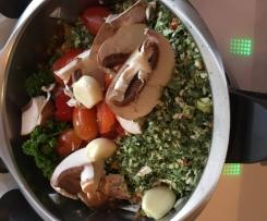 Gewürzpaste für Gemüsebrühe / Suppengemüse / Suppengrundstock / Gemüsebrühe
