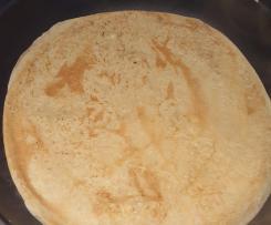 Pfannkuchen Vollkorn