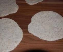 Chapati - tansanischer Fladenbrot