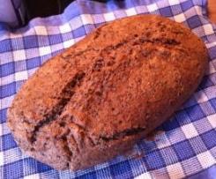 Variation von 6 Korn Brot
