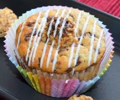 Bananen Giotto Muffins