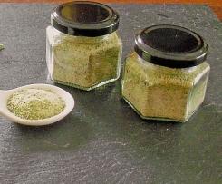 Rainer´s Hexenkräuter-Salz