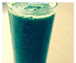Glowing Green Smoothie nach Kimberley Snyder