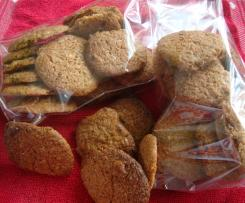 Schoko Nuss Kekse