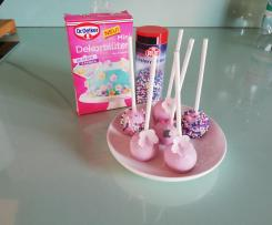 Cake Pops - Yogurette /Butterkeks