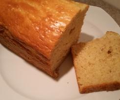 Rührkuchen mit Mandelstückchen / Variation Schokokuchen/ Marmorkuchen mit Joghurt, sehr  locker und saftig!