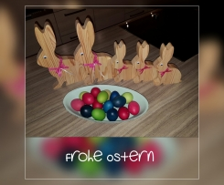Eier färben ganz einfach mit z.B. Heitmann Farben