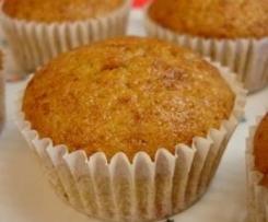 Variation von Muffins Weiße Schokoladen und Macadamia....
